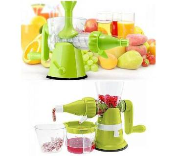 Manual Fruit And Vagetable Juiece Maker