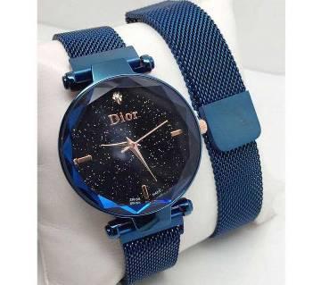 Magnetic ledis Watch (Multi-Color)