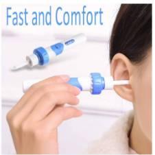 Ears Vibration and Vacuum ইয়ার ক্লীনার