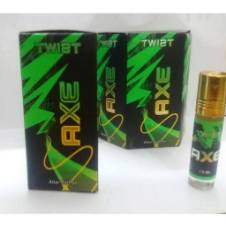 Axe Twist Mini Perfume 6ml - 6pcs Combo-france