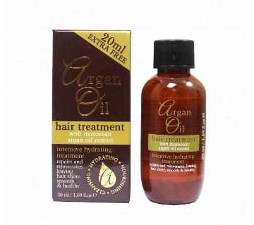 ARGAN OIL HAIR TREATMENT -50ML -UK