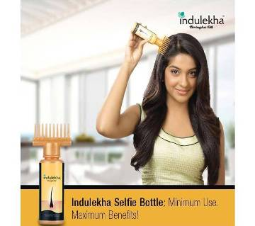 INDULEKHA BRINGHA OIL 100ML INDIA
