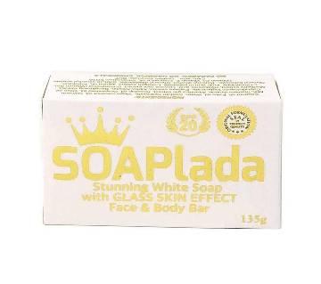 SOAPLADA GLASS SKIN WHITINING SOAP -135GM - PHILIPINE