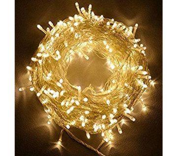 LED Fairy light gold