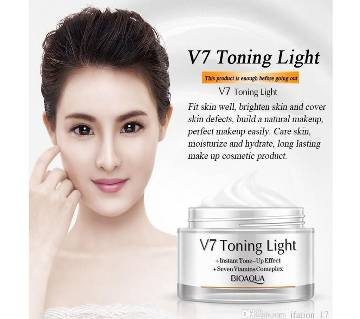 BIOAQUA V7 TONING LIGHT-50gm-(China)