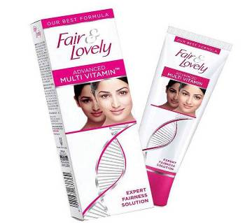 Fair & lovely advance multi vitamin face cream-50g-India