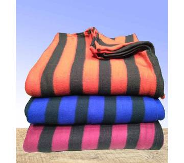 Winter micro fiber bed blanket 1pices