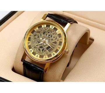 Rolex Unisex Wristwatch - Black/White