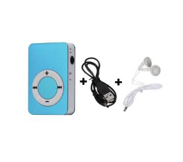 MP3 Player With Earphone