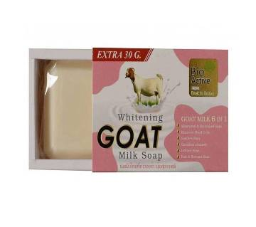 GOAT MIK WHITINING SOAP 75G - THAILAND