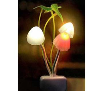 COLOURFUL MASHROOM LED LIGHT