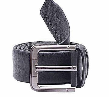 Mens Artificial Leather Formal Belt