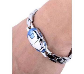Iron Man Mask Bracelet
