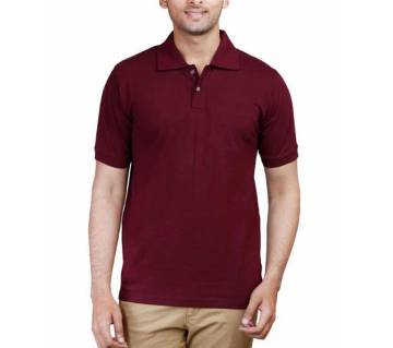 Mens Short Polo T-Shirt For Mens