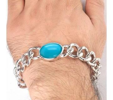 Salman Khan Bracelet For Men - Silver