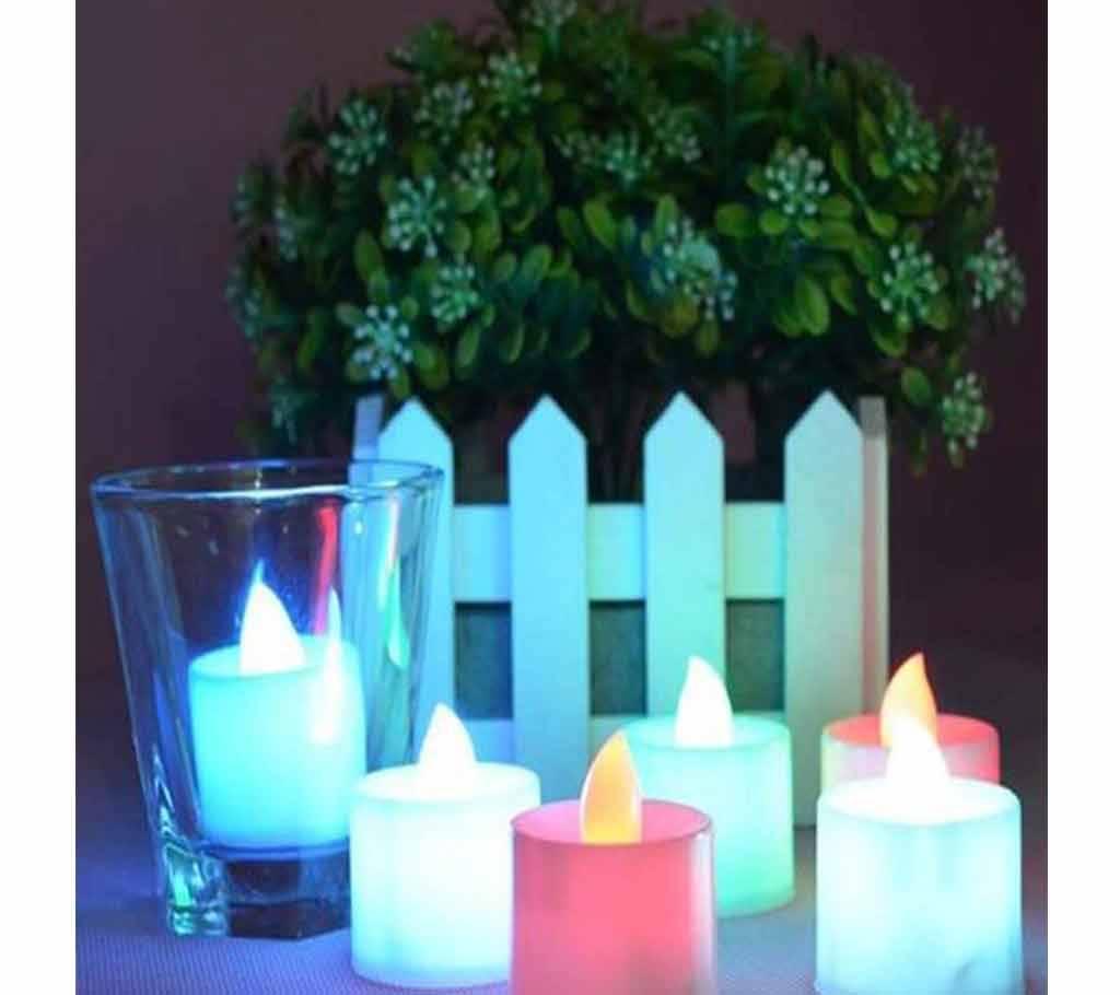 LED ক্যান্ডেল লাইট - ৩ পিস বাংলাদেশ - 1092446