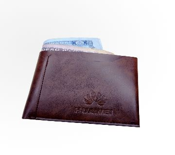 Mens Artifical Lather Wallet Huwai