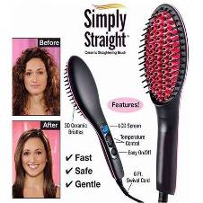 SIMPLY STRAIGHT Hair Striner