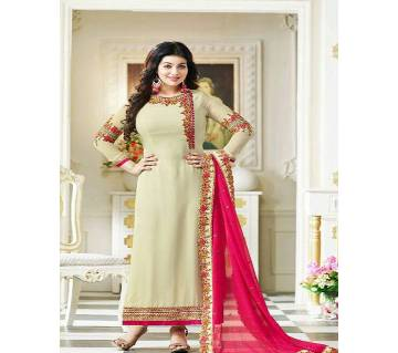Unstitched Georgette Three Piece (copy)