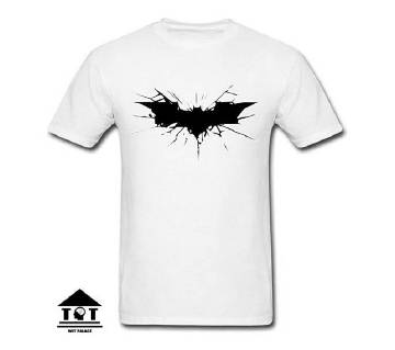 Batman Gents Half Sleeve Cotton T-Shirt