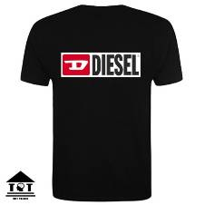 DIESEL Short Sleeve Menz T-Shirt
