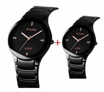 Rado Couple Watch (copy) Combo offer