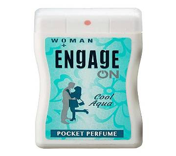 ENGAGE WOMEN COOL AQUA PERFUME for women 18ml India