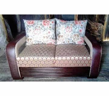 Cushion Sofa Set 2 Seater