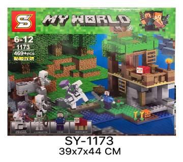 Block My World 1173 kids toy set