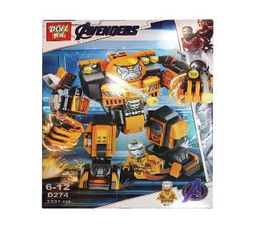 Block Avengers D274 Toy set