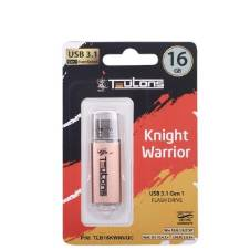 TEUTONS Knight Warrior 16GB Pendrive - Rose Gold