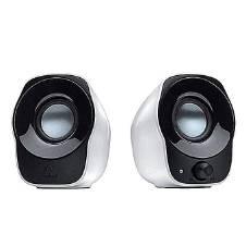 Logitech Z120 Stereo Speaker Black and White