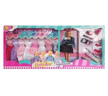 Doll Lucy Defa Fashion girl 8426