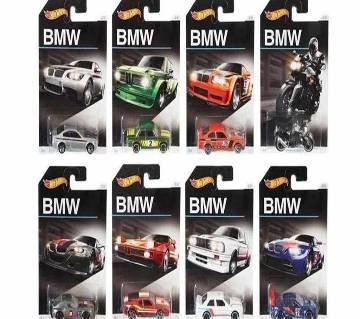 Die Cast HOT WHEELS - BMW ANNIVERSARY collection