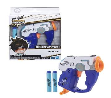 NERF Microshots Overwatch Series Tracer