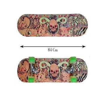 Skateboard - Skull Bull