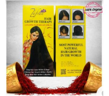 Zafran Hair Growth Therapy oil - Pakistan