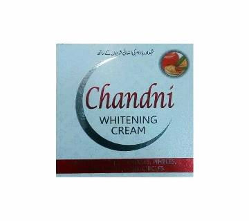 Chadni Whitening Cream - 50 gm (Pakistan)