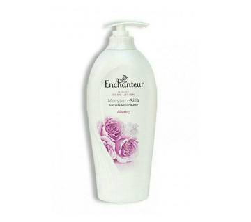 Enchanteur perfumed body lotion (Malaysia)