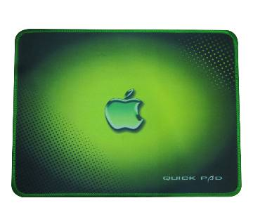 X 14 Apple Logo Mouse Pad