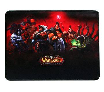 X13 WORLD OF WARCRAFT Gaming Mouse Pad