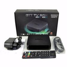 MxQ 4K অ্যানড্রয়েড টিভি বক্স