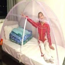 folding China mosquito net