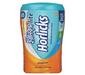 Horlicks Lite 330gm jar - BD