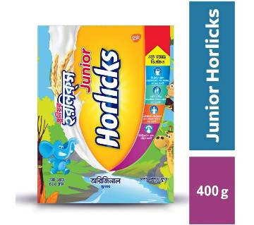 Junior Horlicks 400 gm BIB - BD