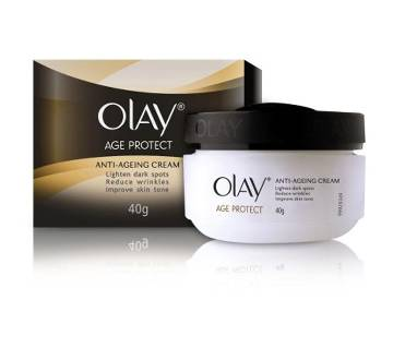 Olay Age Protect Anti-Ageing Cream 40g (India).