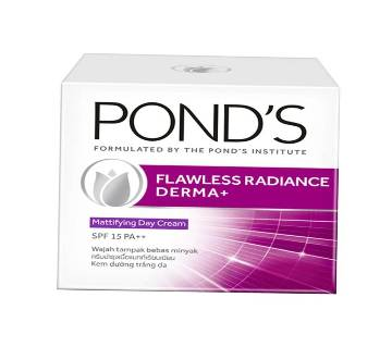 Ponds Flawless Radiance Derma++ Day Cream 50g (India).