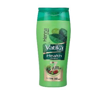 Henna & Amla Health SHAMPOO 340ml (India).
