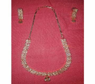 Original Gold Plated Necklace Set.