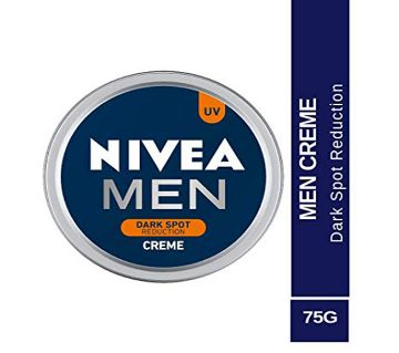 NIVEA MEN DARK SPOT REDUCTION CREAM 75ml (India).